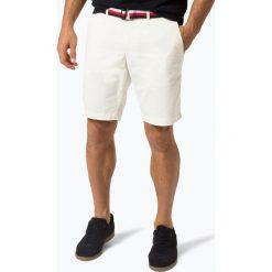 Tommy Hilfiger - Spodenki męskie - Brooklyn, czarny. Czarne spodenki jeansowe męskie TOMMY HILFIGER, klasyczne. Za 299,95 zł.