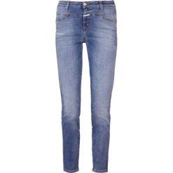 CLOSED PUSHER Jeans Skinny Fit light wash. Niebieskie jeansy damskie relaxed fit CLOSED, z bawełny. Za 919,00 zł.