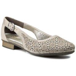 Rzymianki damskie: Sandały RIEKER – 51996-65 Grey