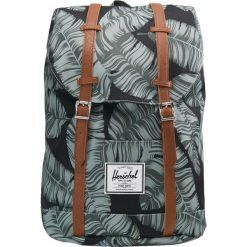Plecaki męskie: Herschel RETREAT Plecak black palm