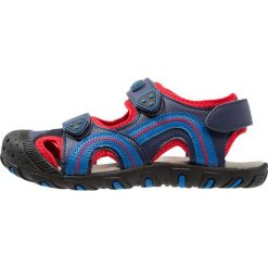 Sandały chłopięce: Kamik SEATURTLE  Sandały trekkingowe blue/red