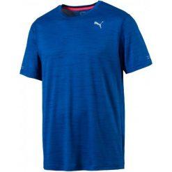 Puma Koszulka Sportowa Epic S S Tee Blue Heather M. Brązowe koszulki do biegania męskie Puma, m, ze skóry. Za 115,00 zł.