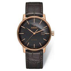 ZEGAREK RADO Coupole Classic XL Automatic R22 877 16 5. Brązowe zegarki męskie RADO, pozłacane. Za 5410,00 zł.