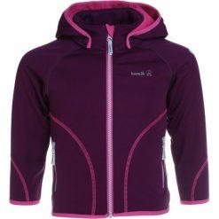 Kamik ELSA  Kurtka Softshell dark purple. Fioletowe kurtki damskie softshell marki Kamik, z materiału. Za 249,00 zł.