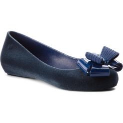 Baleriny damskie: Baleriny ZAXY – Pop Flocked II Fem 82542  Navy 51825 BB285029 02064