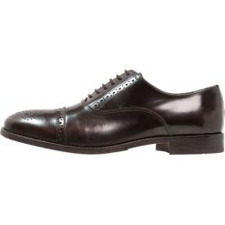 Buty wizytowe męskie: Shoe The Bear MATTHEW Eleganckie buty brown