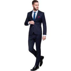 Garnitur LEONARDO GXGS900035. Czarne garnitury Giacomo Conti, z wełny. Za 1198,00 zł.