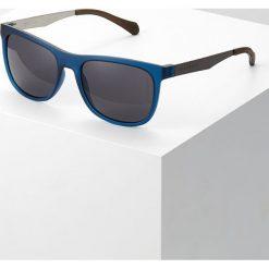 Okulary przeciwsłoneczne męskie aviatory: BOSS CASUAL Okulary przeciwsłoneczne blue