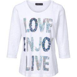 T-shirty damskie: Koszulka w kolorze białym