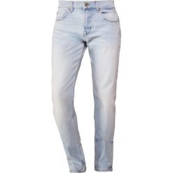 7 for all mankind SLIMMY Jeansy Slim Fit bleached. Niebieskie jeansy męskie relaxed fit 7 for all mankind. W wyprzedaży za 387,60 zł.