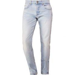 7 for all mankind SLIMMY Jeansy Slim Fit bleached. Niebieskie jeansy męskie regular 7 for all mankind, z bawełny. W wyprzedaży za 387,60 zł.