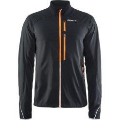 Kurtki sportowe męskie: Craft Kurtka męska Breakaway Jacket czarna r. S (1904781-9576)