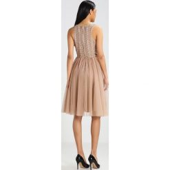 Sukienki hiszpanki: Lace & Beads AILEEN Sukienka koktajlowa taupe