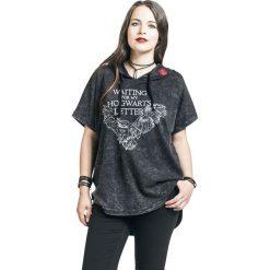 Harry Potter Hogwarts Letter - Waiting Koszulka damska ciemnoszary. Szare bluzki asymetryczne Harry Potter, s, z aplikacjami, vintage. Za 121,90 zł.