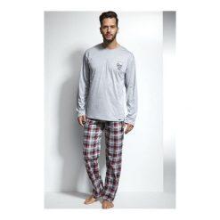 Piżama Great 2 124/111. Niebieskie piżamy męskie marki Cornette. Za 116,90 zł.