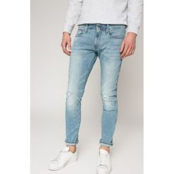 Jeansy męskie: G-Star Raw – Jeansy 3301 Deconstructed