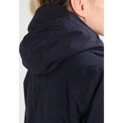 Mammut CHAMUERATHERMO HOODED Parka marine. Niebieskie kurtki damskie softshell Mammut, s, z bawełny. W wyprzedaży za 972,30 zł.