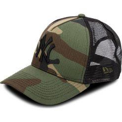 Czapka NEW ERA - Clean Trucker Neyya 11579473 Czarny Zielony. Czarne czapki damskie New Era, z bawełny. Za 139,99 zł.