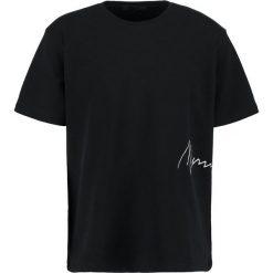 Mennace SCUBA SIDE SIGNATURE Tshirt z nadrukiem black. Czarne koszulki polo Mennace, m, z nadrukiem, z bawełny. Za 219,00 zł.
