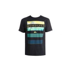 T-shirty z krótkim rękawem Quiksilver  T-shirt   EQYZT03623-KVJ0. Czarne t-shirty męskie Quiksilver, m. Za 119,00 zł.