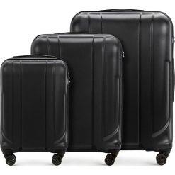 Walizki: 56-3P-86S-10 Zestaw walizek