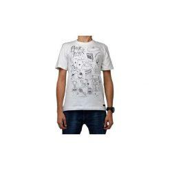 T-shirty męskie: Adidas T-shirt męski Magic Items biały r. M