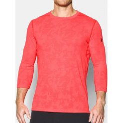 Under Armour Koszulka męska TBorne Power Sleeve T Ftd Czerwona r. XL (1305850-963). Czerwone koszulki sportowe męskie Under Armour, m. Za 189,90 zł.