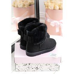 Czarne Śniegowce Imagine. Czarne buty zimowe damskie vices. Za 89,99 zł.