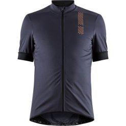Craft Koszulka rowerowa Rise Jersey czarna r. XXL (947575). Odzież rowerowa męska Craft, m. Za 134,39 zł.