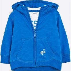Blukids - Bluza + T-shirt dziecięcy 68-98 cm. Brązowe bluzy męskie rozpinane marki SOLOGNAC, m, z elastanu. W wyprzedaży za 39,90 zł.
