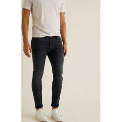 Mango Man - Jeansy Jude3. Niebieskie jeansy męskie skinny marki House, z jeansu. Za 139,90 zł.