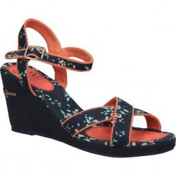 SANDAŁY PEPE JEANS PLS90118. Czarne sandały damskie Pepe Jeans, z jeansu. Za 139,99 zł.
