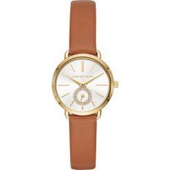Zegarek MICHAEL KORS - Portia MK2734 Brown/Gold. Brązowe zegarki damskie Michael Kors. Za 745,00 zł.
