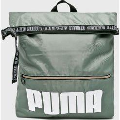Puma - Plecak. Szare plecaki damskie Puma, z poliesteru. W wyprzedaży za 159,90 zł.