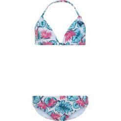 Roxy SET Bikini marshmallow abyssal tropical. Szare bikini marki Roxy. Za 149,00 zł.