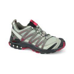 Buty trekkingowe damskie: Salomon Buty damskie XA PRO 3D GTX W Shadow/Black/Sangria r. 37 1/3 (393331)