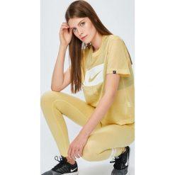 Nike Sportswear - Legginsy. Szare legginsy Nike Sportswear, m, z bawełny. W wyprzedaży za 84,90 zł.