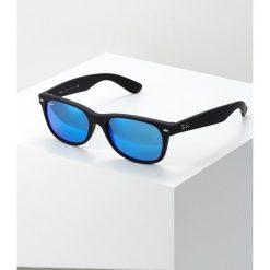 Okulary przeciwsłoneczne męskie: RayBan NEW WAYFARER Okulary przeciwsłoneczne black/grey/mirror blue