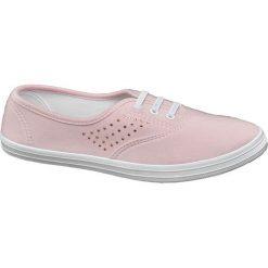 Kapcie damskie: tenisówki damskie Casa mia różowe