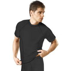 Męski T-shirt funkcyjny Active. Czarne t-shirty męskie Astratex, m, z bawełny. Za 75,99 zł.