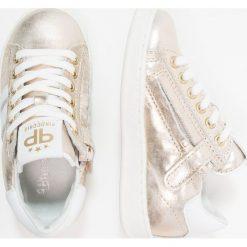 Buty sportowe dziewczęce: Pinocchio Tenisówki i Trampki platinum