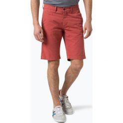 Spodenki i szorty męskie: Pierre Cardin - Spodenki męskie, czerwony