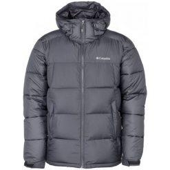 Columbia Kurtka Męska Pike Lake Hooded Jacket Black Xl. Czarne kurtki sportowe męskie Columbia, l, z materiału, omni-heat (columbia). W wyprzedaży za 419,00 zł.