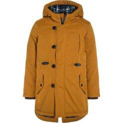 Friboo Parka almond. Niebieskie kurtki dziewczęce marki Friboo, z materiału. Za 219,00 zł.