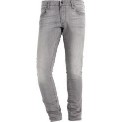 GStar 3301 DECONSTRUCTED SUPER SLIM Jeansy Slim Fit medium aged. Szare jeansy męskie relaxed fit marki G-Star. Za 469,00 zł.