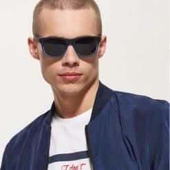 Okulary przeciwsłoneczne męskie: Okulary przeciwsłoneczne – Granatowy