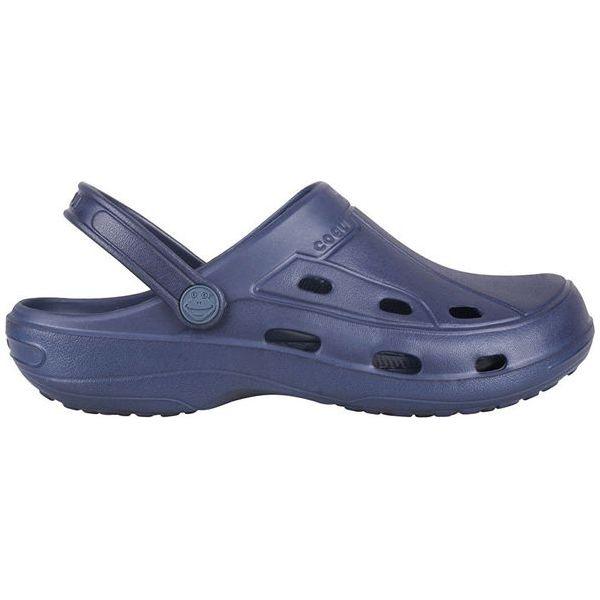 23a1a1d7f0679 Coqui Pantofle Damskie Tina Navy 1353-100-2100 (Rozmiar 41) - Niebieskie  sandały damskie Coqui, bez wzorów, sportowe, bez obcasa, bez zapięcia. Za  0,00 zł.