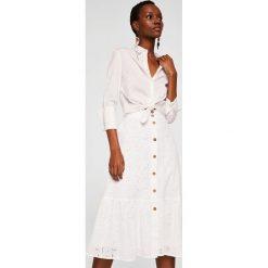 Spódniczki: Mango – Spódnica White