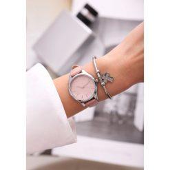 Różowy Zegarek From Day To Day. Czerwone zegarki damskie other. Za 29,99 zł.