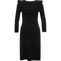 MAX&Co. DONATA Sukienka dzianinowa black. Czerwone sukienki dzianinowe marki MAX&Co., m. Za 879,00 zł.